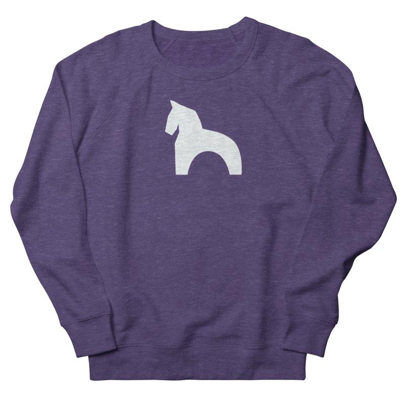 Toy horse (stolyarka.me) _dark Women's French Terry Sweatshirt by Elefunfunt