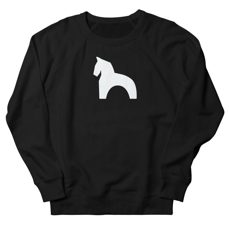Toy horse (stolyarka.me) _dark Men's French Terry Sweatshirt by Elefunfunt