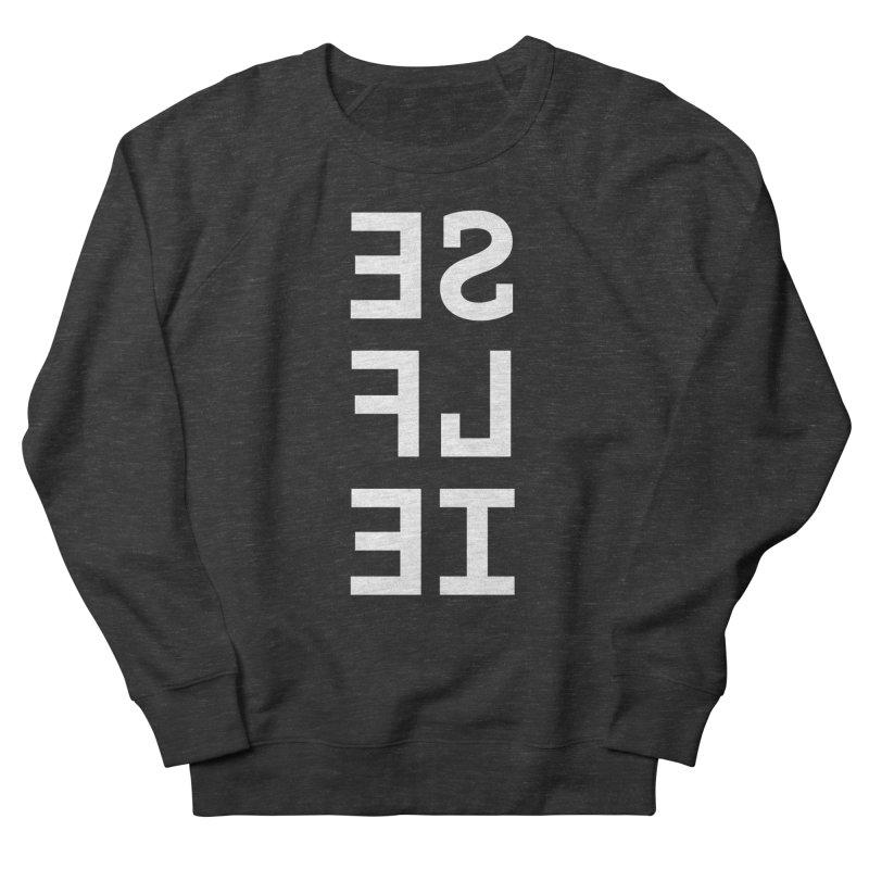 SE LF IE _dark Women's Sweatshirt by Elefunfunt