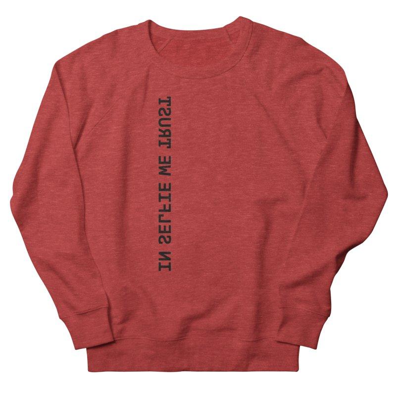 In Selfie We Trust _Zip Men's Sweatshirt by Elefunfunt