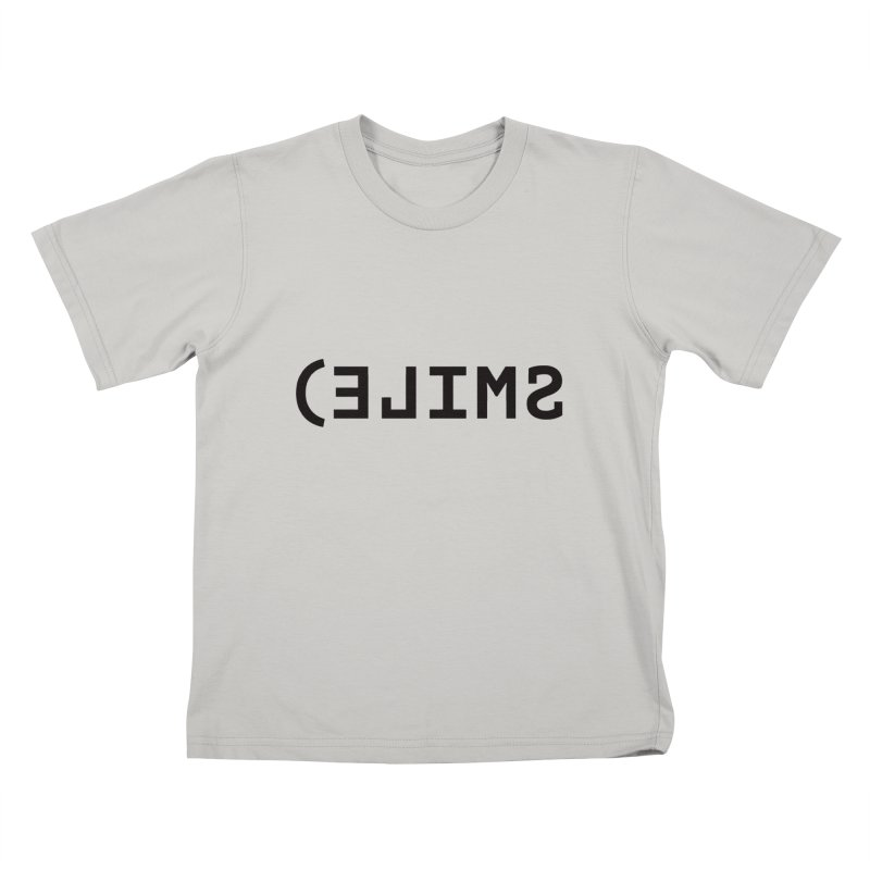 Smile Kids T-shirt by Elefunfunt