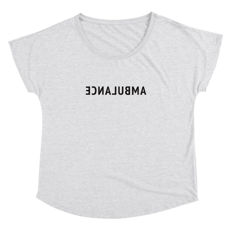 Ambulance Women's Dolman by Elefunfunt