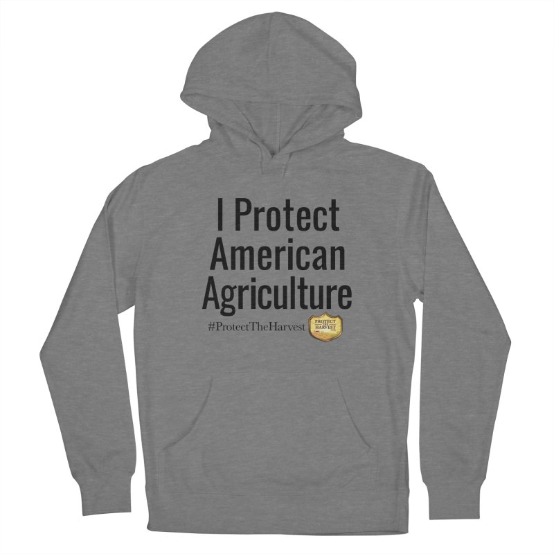 I Protect American Agriculture Women's Pullover Hoody by Protect The Harvest