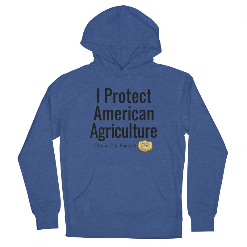 I Protect American Agriculture Men's Pullover Hoody by Protect The Harvest