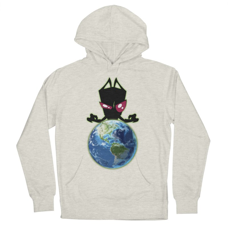 Invader from Planet Irk   by proxishdesigns's Artist Shop