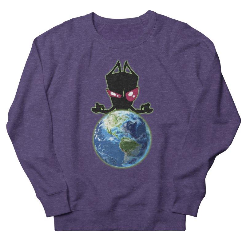 Invader from Planet Irk Men's Sweatshirt by proxishdesigns's Artist Shop