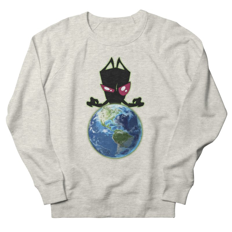Invader from Planet Irk Men's Sweatshirt by proxishdesigns's Artist Shop