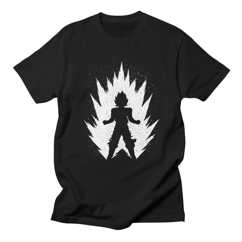 Saiyajin Goku Men's Regular T-Shirt by proxishdesigns's Artist Shop