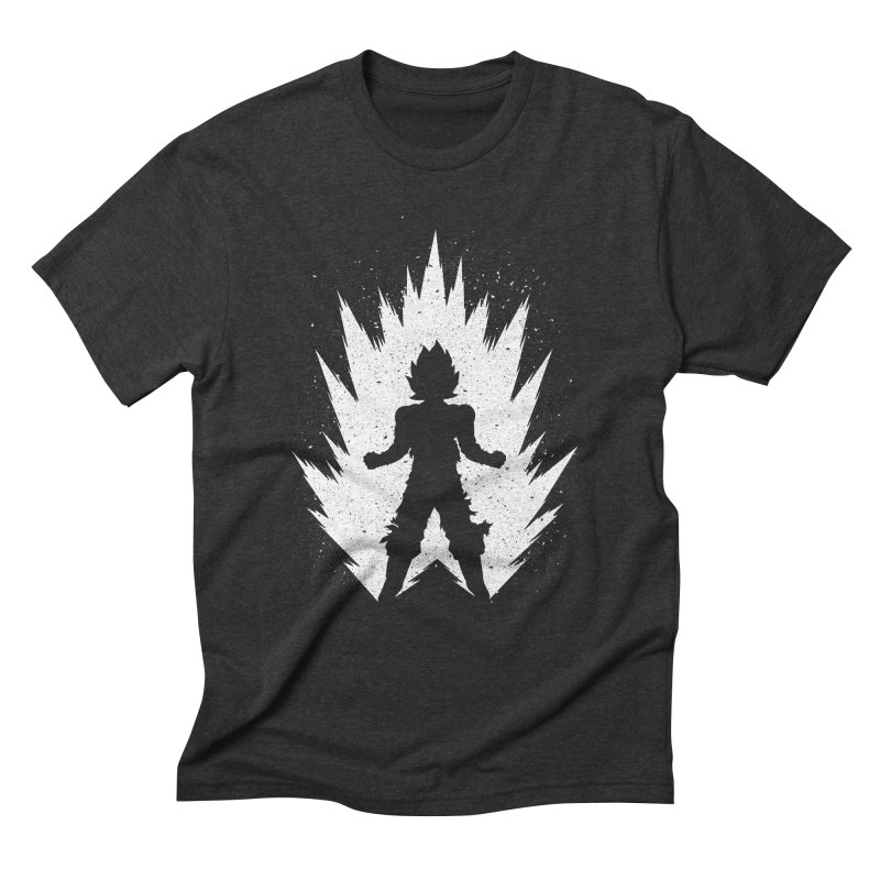 Saiyajin Goku Men's Triblend T-Shirt by proxishdesigns's Artist Shop