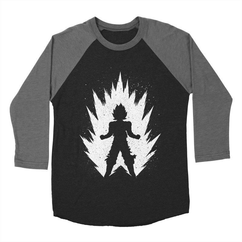Saiyajin Goku Men's Baseball Triblend Longsleeve T-Shirt by proxishdesigns's Artist Shop