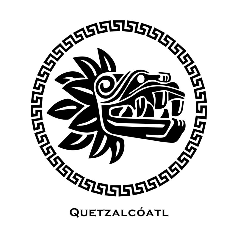 Prytz Quetzalcoatl Home Fine Art Print