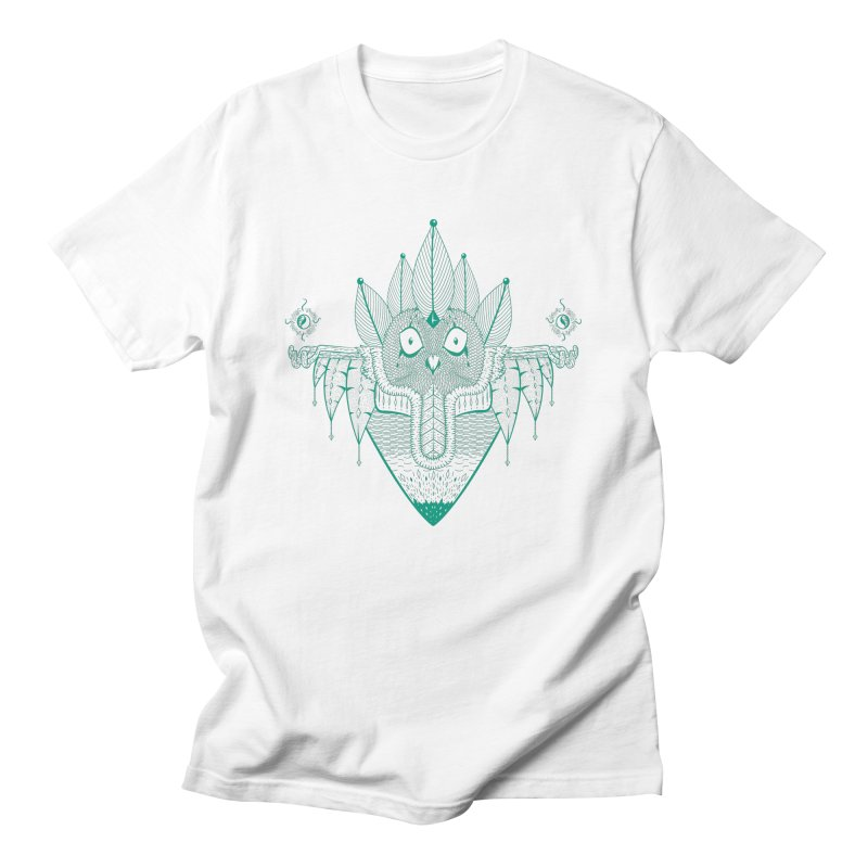 Totem Of Wisdom Men's T-Shirt by PSeven