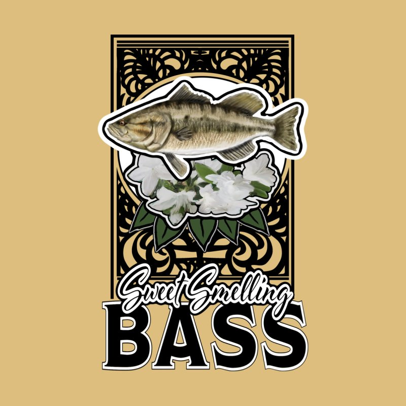 Sweet Smelling Bass by psweetsdesign's Artist Shop