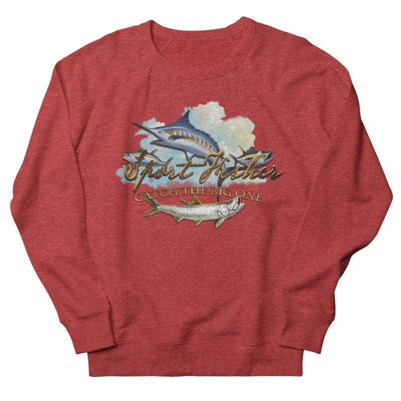 Catch The Big One Men's Sweatshirt by psweetsdesign's Artist Shop