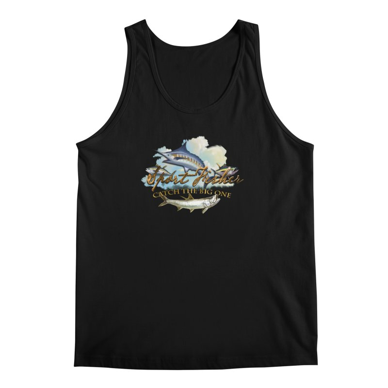 Catch The Big One Men's Tank by psweetsdesign's Artist Shop