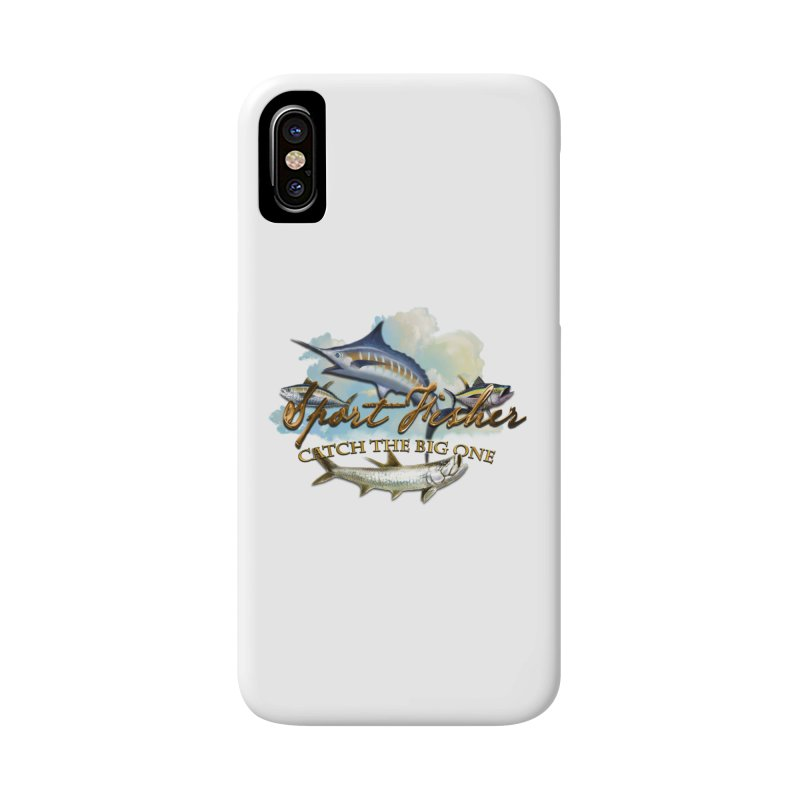 Catch The Big One Accessories Phone Case by psweetsdesign's Artist Shop