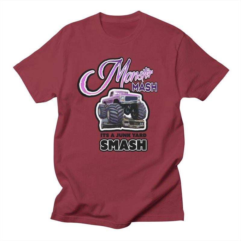 Monster Mash Women's Unisex T-Shirt by psweetsdesign's Artist Shop