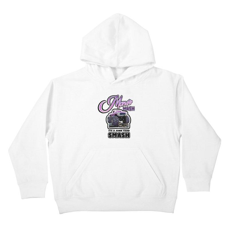 Monster Mash Kids Pullover Hoody by psweetsdesign's Artist Shop