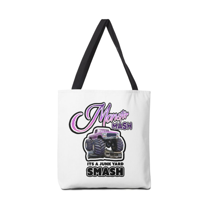 Monster Mash Accessories Bag by psweetsdesign's Artist Shop