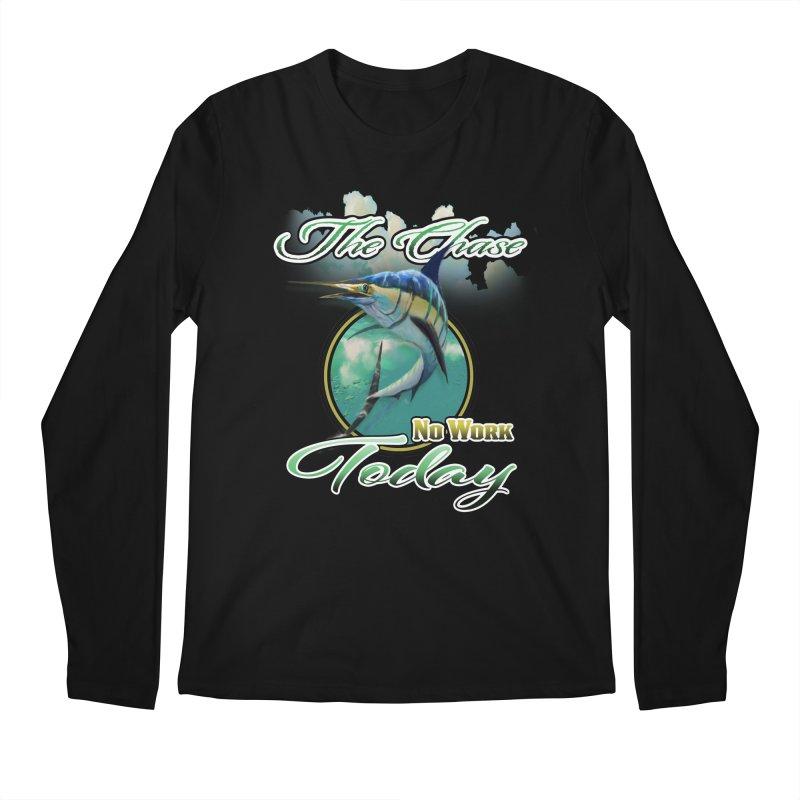 The Chase Men's Longsleeve T-Shirt by psweetsdesign's Artist Shop