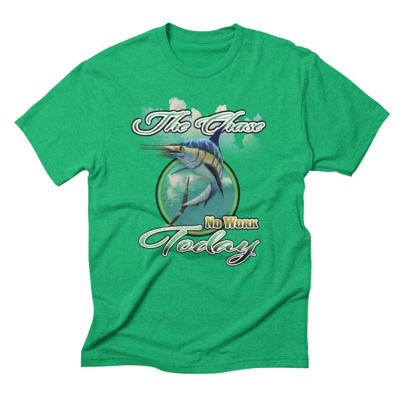 The Chase Men's Triblend T-shirt by psweetsdesign's Artist Shop