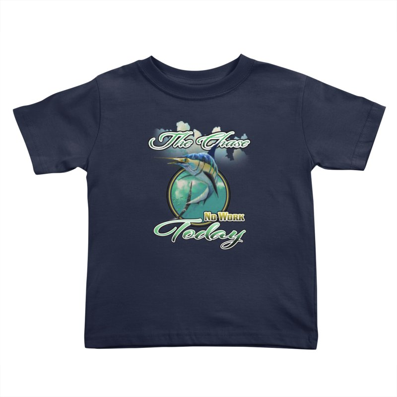 The Chase Kids Toddler T-Shirt by psweetsdesign's Artist Shop