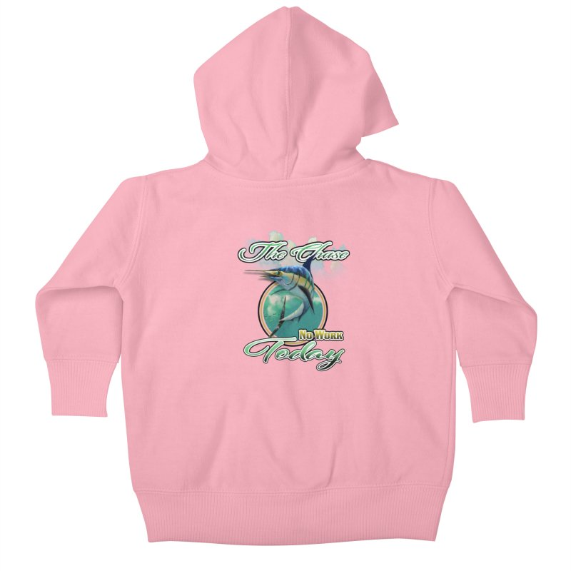 The Chase Kids Baby Zip-Up Hoody by psweetsdesign's Artist Shop