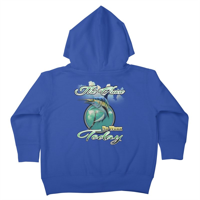 The Chase Kids Toddler Zip-Up Hoody by psweetsdesign's Artist Shop