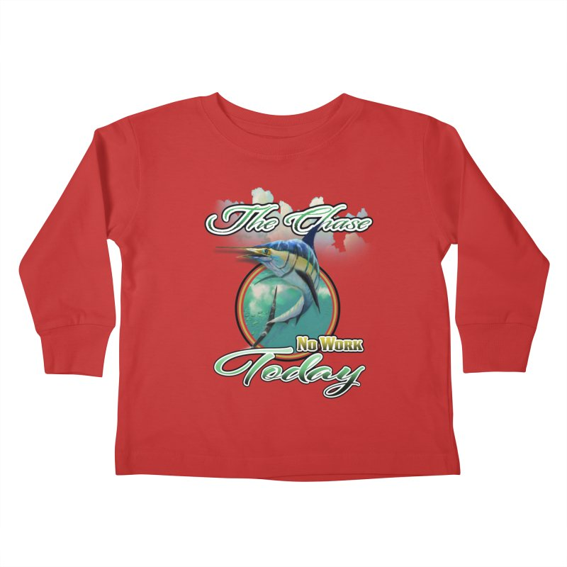 The Chase Kids Toddler Longsleeve T-Shirt by psweetsdesign's Artist Shop