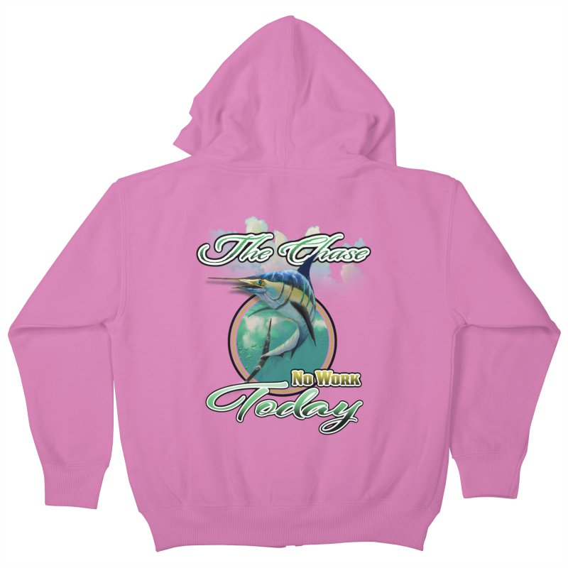 The Chase Kids Zip-Up Hoody by psweetsdesign's Artist Shop