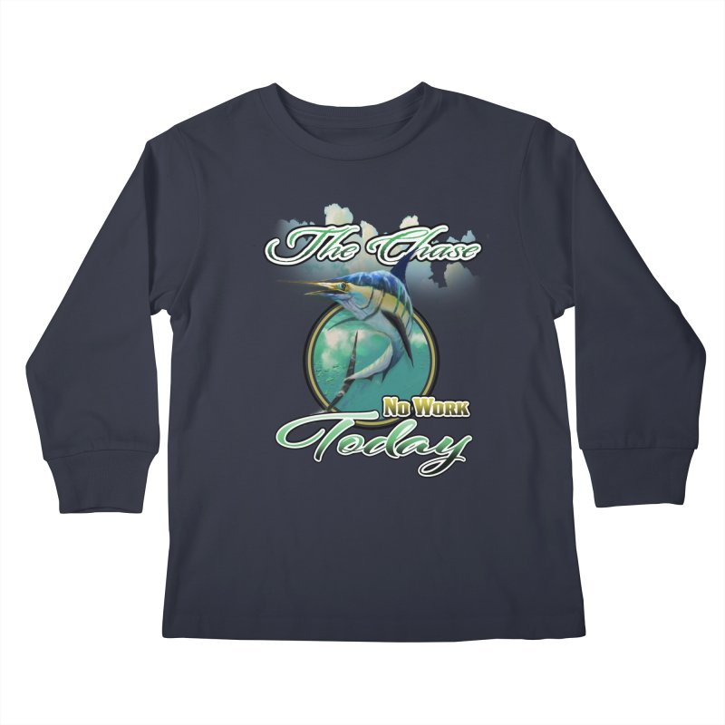 The Chase Kids Longsleeve T-Shirt by psweetsdesign's Artist Shop