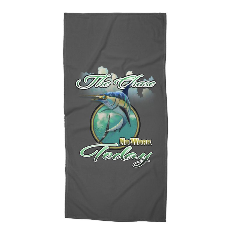 The Chase Accessories Beach Towel by psweetsdesign's Artist Shop