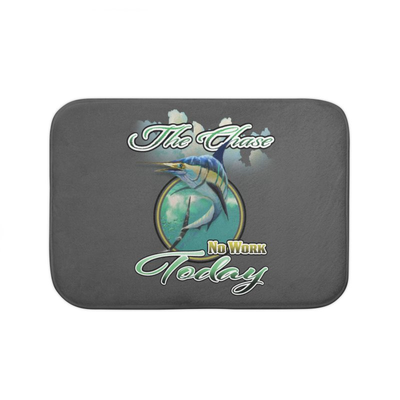 The Chase Home Bath Mat by psweetsdesign's Artist Shop