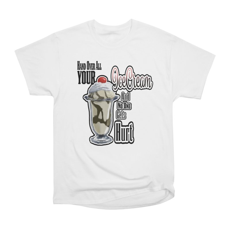 Ice Cream Men's Classic T-Shirt by psweetsdesign's Artist Shop