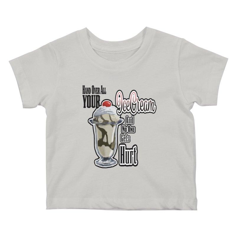 Ice Cream Kids Baby T-Shirt by psweetsdesign's Artist Shop