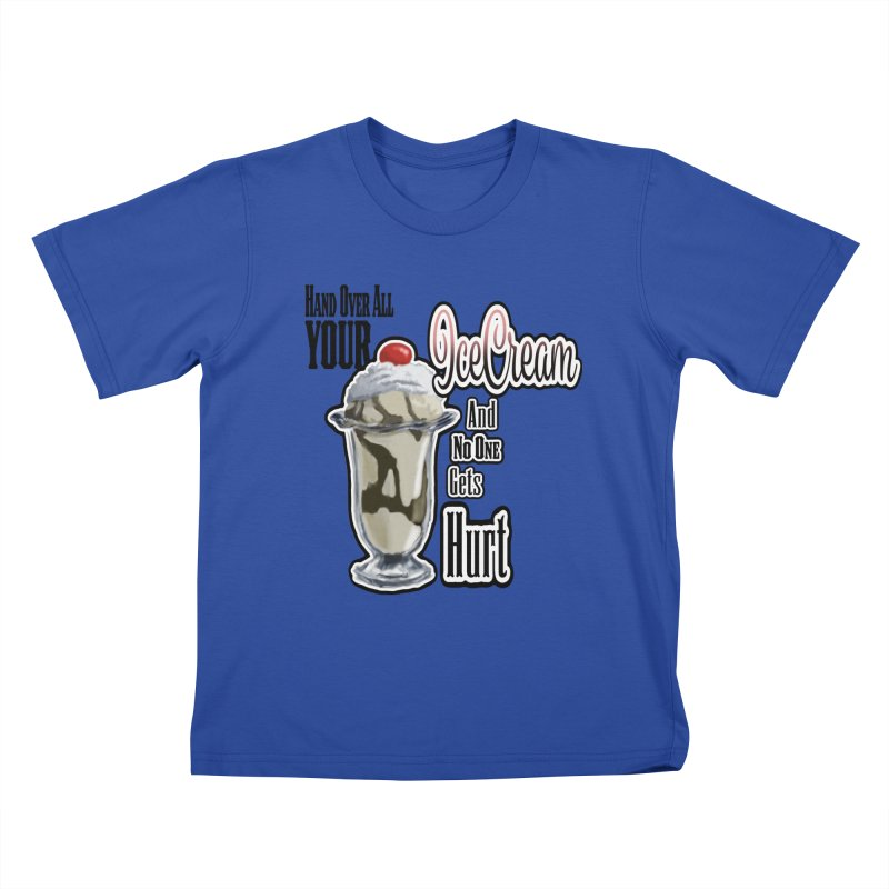 Ice Cream Kids T-shirt by psweetsdesign's Artist Shop