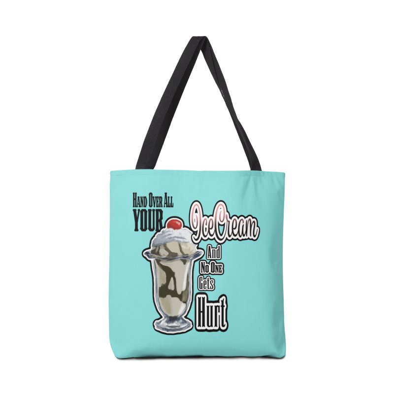 Ice Cream Accessories Bag by psweetsdesign's Artist Shop