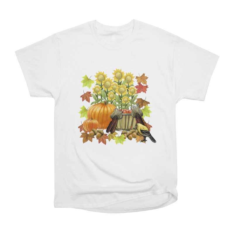 Harvest Men's Heavyweight T-Shirt by psweetsdesign's Artist Shop