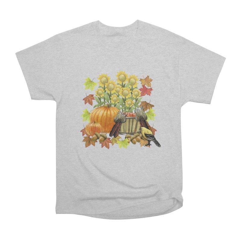 Harvest Women's Classic Unisex T-Shirt by psweetsdesign's Artist Shop