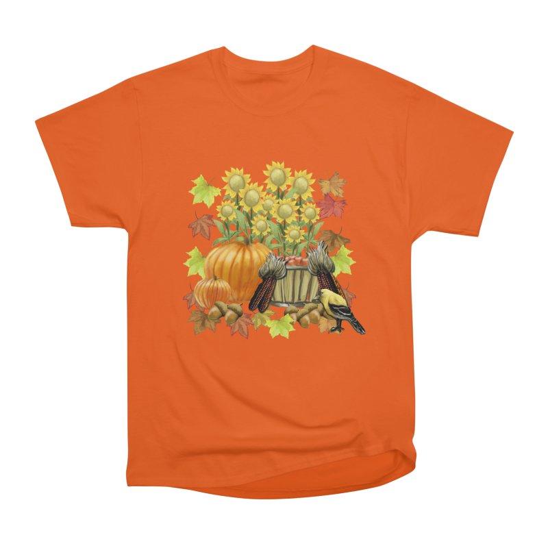 Harvest Men's Heavyweight T-Shirt by psweetsdesign's Artist Shop