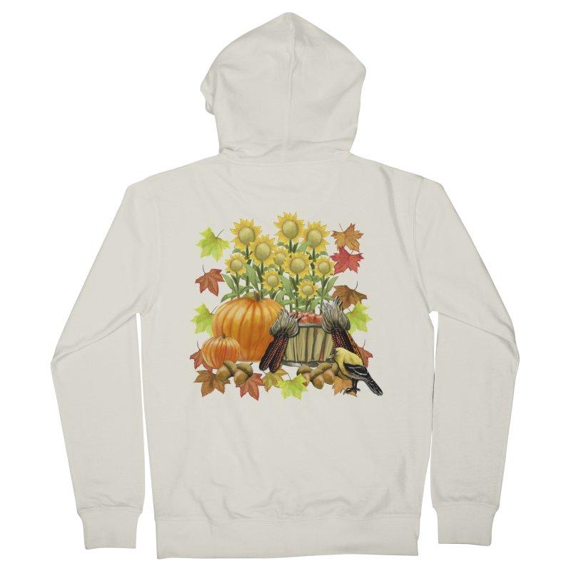 Harvest Women's Zip-Up Hoody by psweetsdesign's Artist Shop
