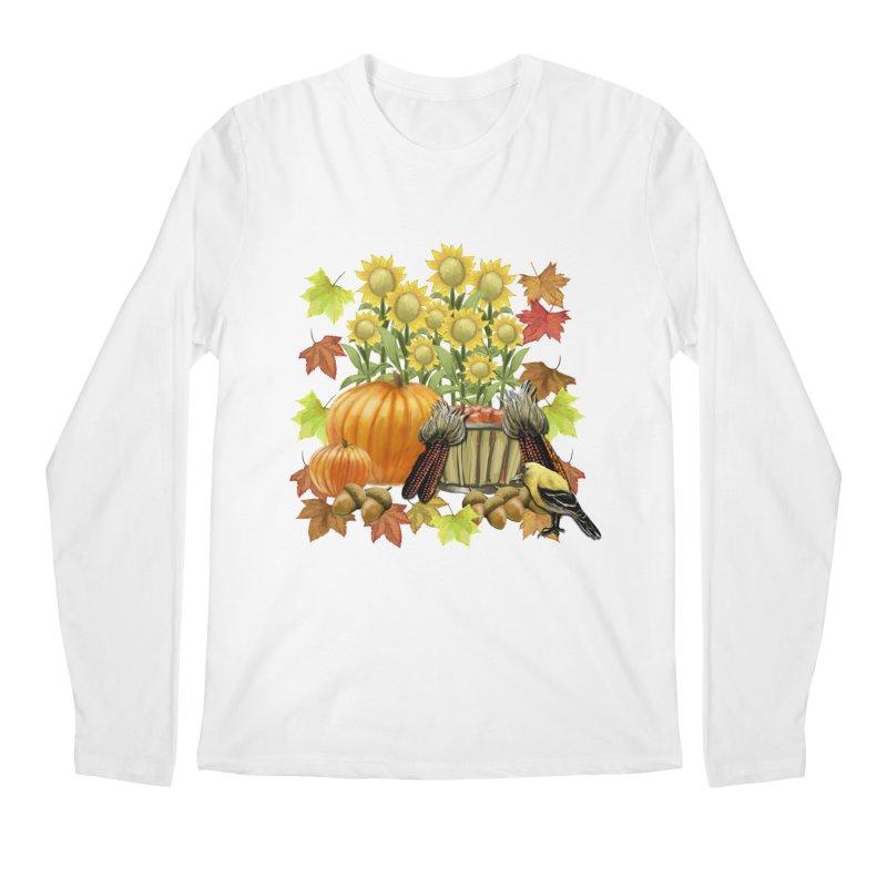 Harvest Men's Longsleeve T-Shirt by psweetsdesign's Artist Shop