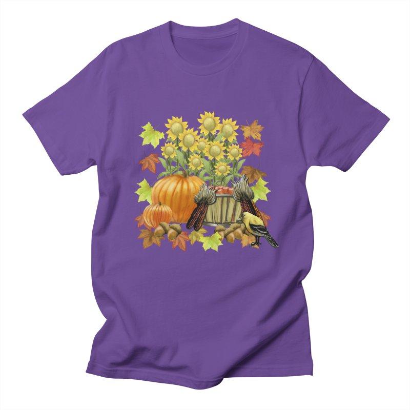 Harvest Women's Regular Unisex T-Shirt by psweetsdesign's Artist Shop