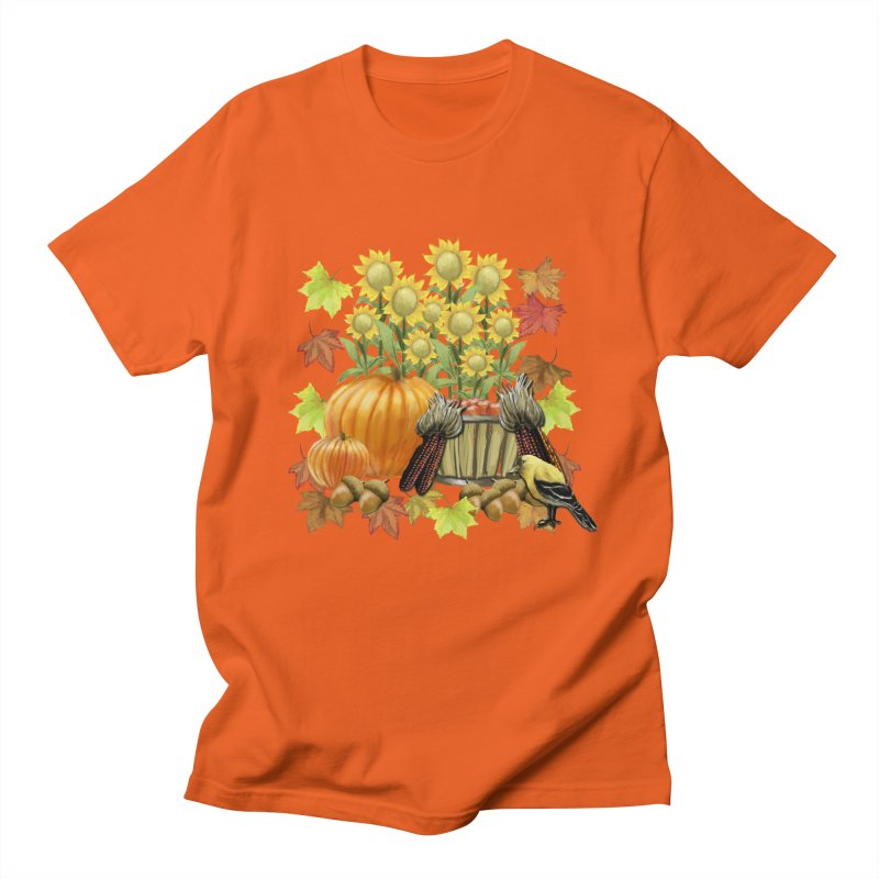 Harvest Women's Regular Unisex T-Shirt by psweetsdesign's Artist Shop