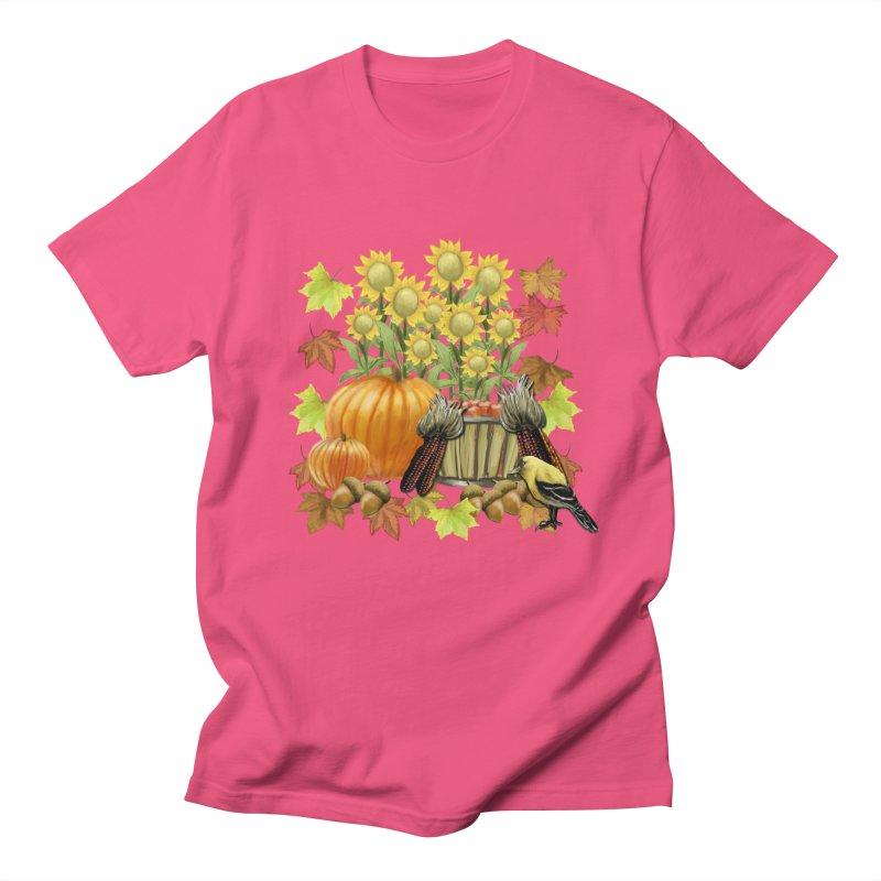 Harvest Men's Regular T-Shirt by psweetsdesign's Artist Shop