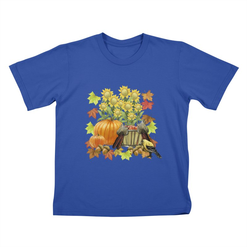 Harvest Kids T-Shirt by psweetsdesign's Artist Shop