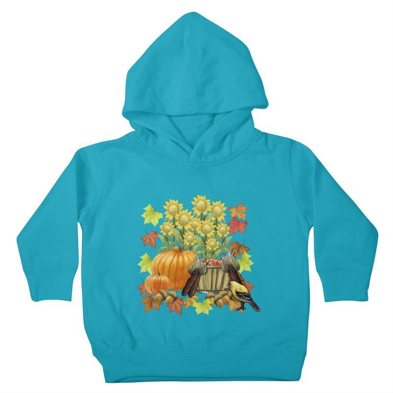 Harvest Kids Toddler Pullover Hoody by psweetsdesign's Artist Shop
