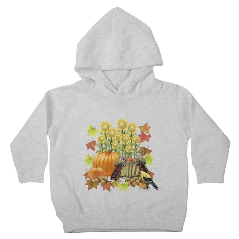 Harvest Kids Toddler Pullover Hoody by psweetsdesign's Artist Shop