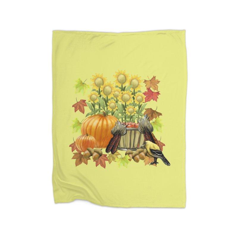 Harvest Home Blanket by psweetsdesign's Artist Shop