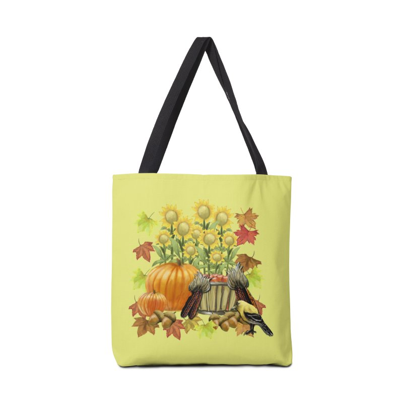 Harvest Accessories Bag by psweetsdesign's Artist Shop